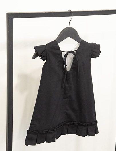 Vestido Ghoa Preto