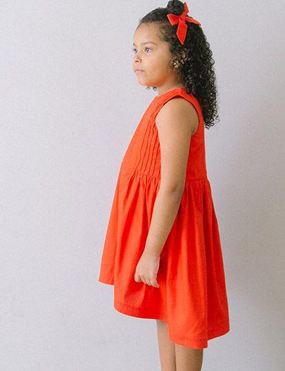 vestido Leve Pitanga
