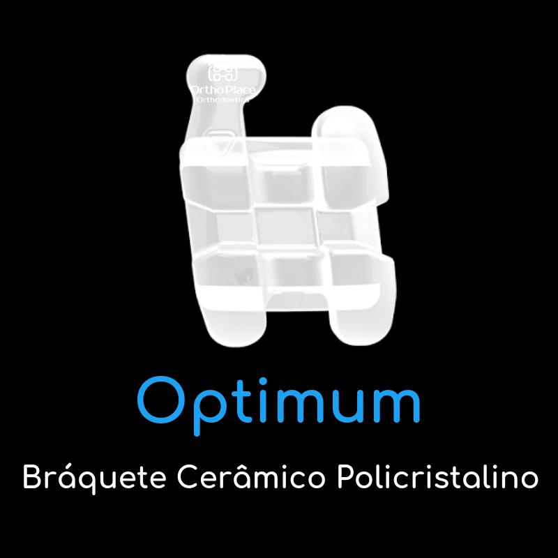 Reposição Bráquete Cerâmico Optimum Roth Slot 0,022