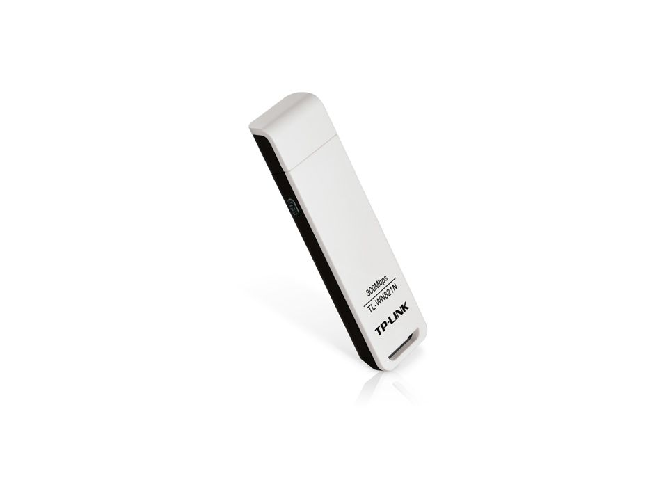 ADAPTADOR USB TP-LINK WIRELESS TL-WN821N 300MBPS