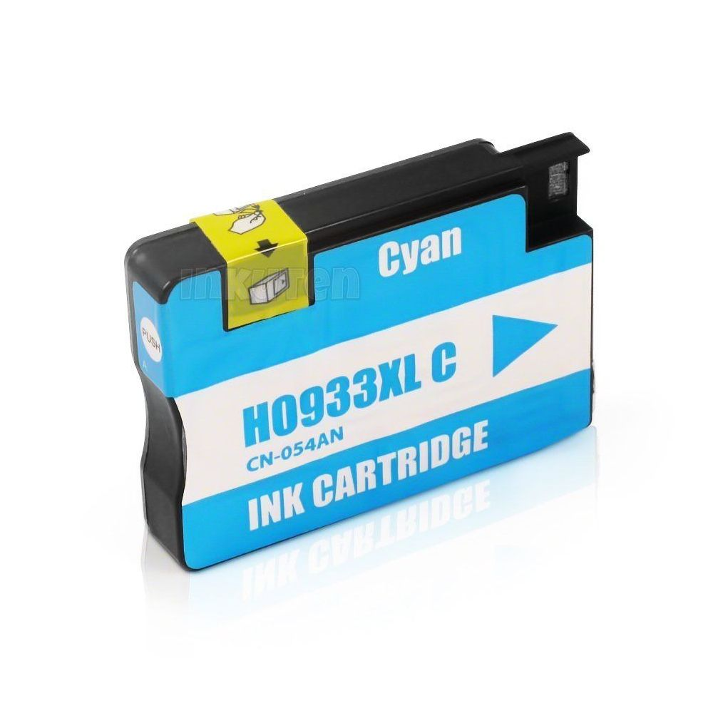 CARTUCHO COMPATIVEL HP 933XL CIANO