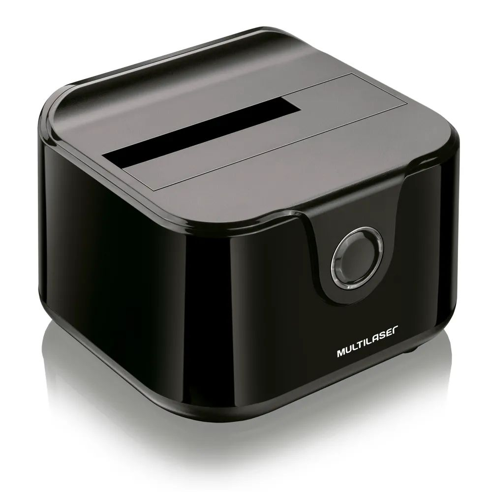 DOCK STATION  MULTILASER SATA GA125 2.5/3.5 USB 3.0
