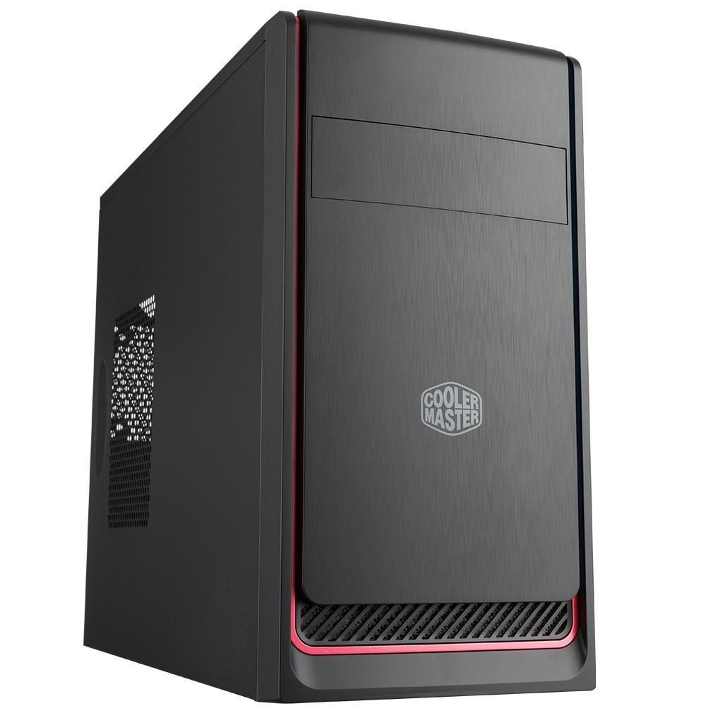 GABINETE COOLER MASTER BOX E300L MCB-E300L-KN5N-B00