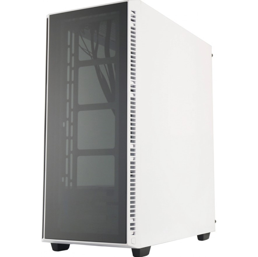 GABINETE REDRAGON GAMER GRAPPLE BRANCO SEM FONTE GC607WH