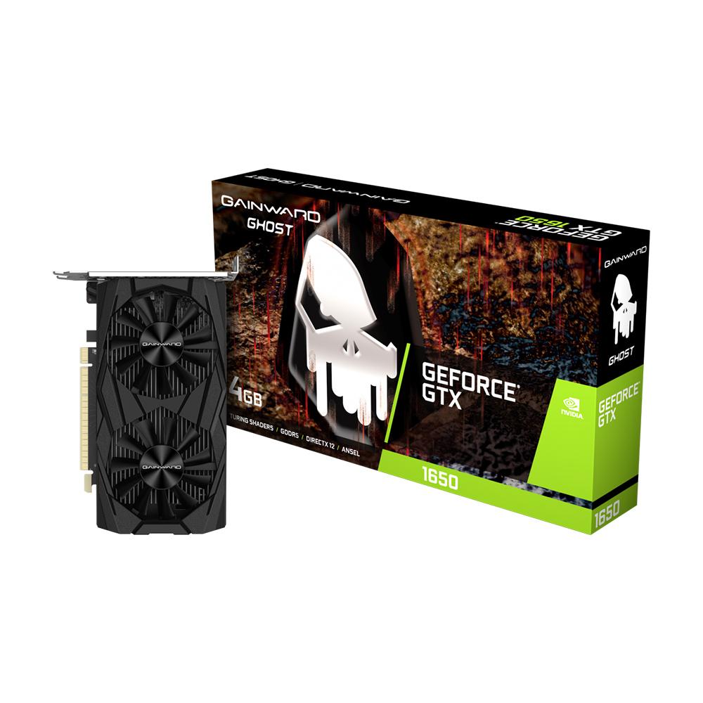 GPU NV GTX1650 4GB GHOST G6 128BITS GAINWARD NE6165001BG1-1175D