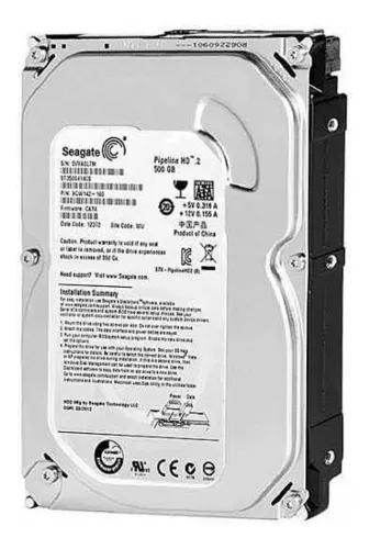 HD INTERNO SEAGATE 500GB 3.0GB 8MB