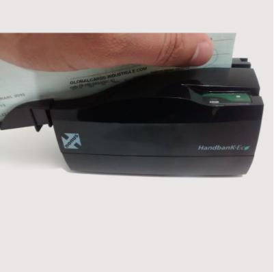 LEITOR DE BOLETO E CHEQUE CMC7 NONUS HANDBANK ECO-10 USB