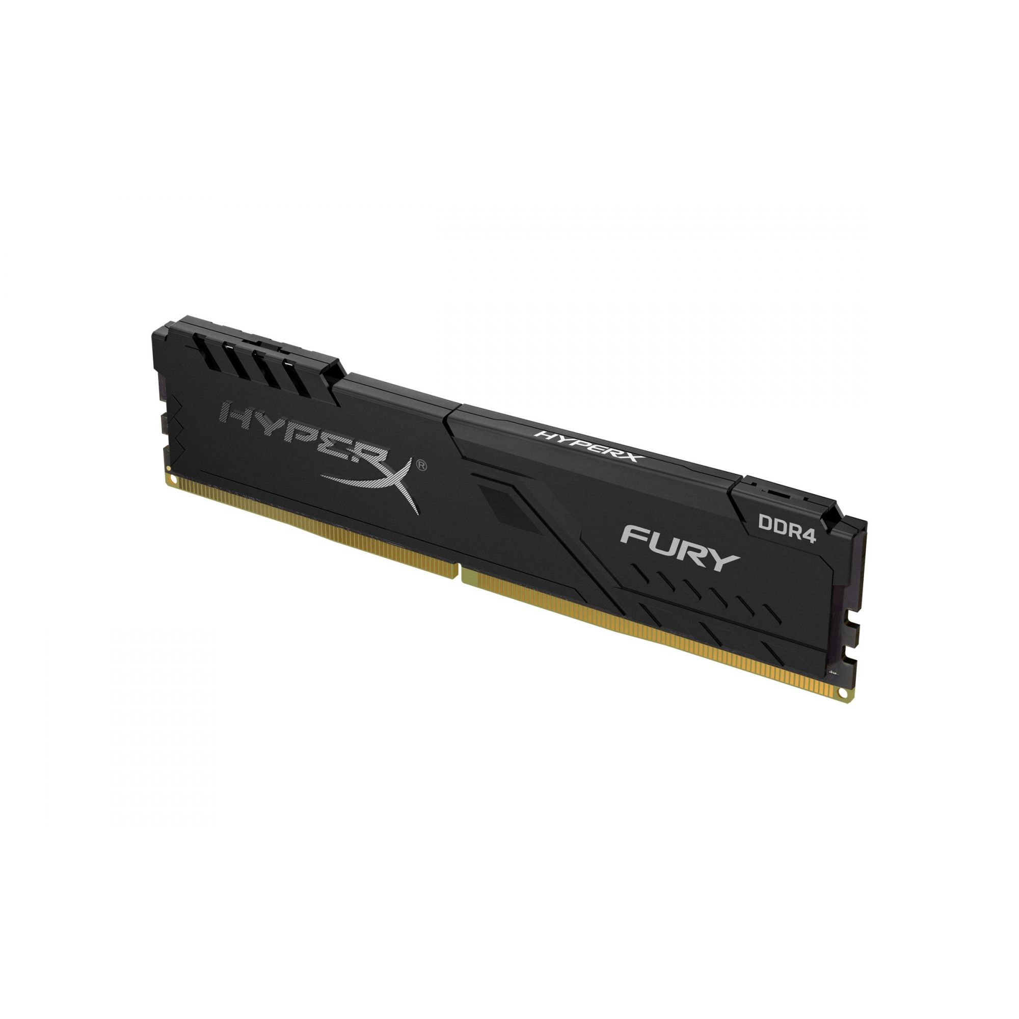 MEMORIA DESKTOP KINGSTON 16GB HYPERX FURY DDR4 3200MHZ PRETO HX432C16FB3/16