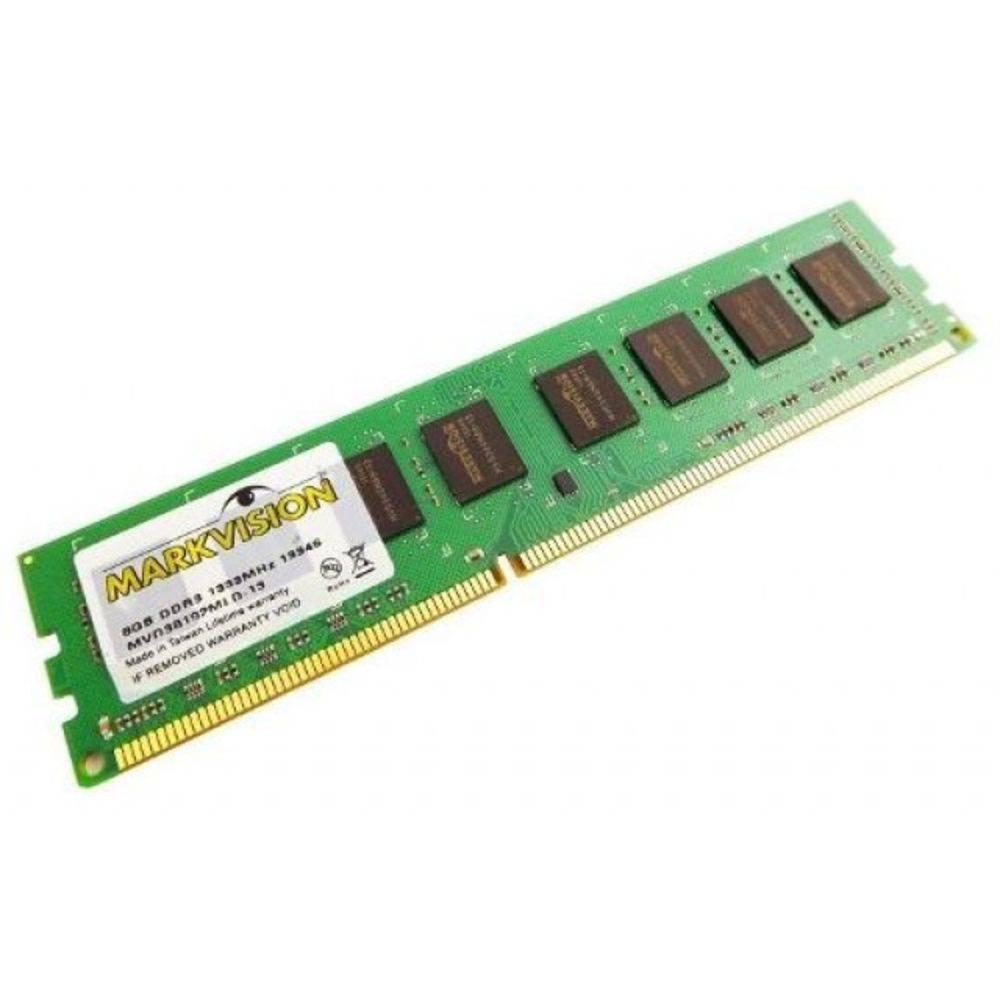MEMORIA DESKTOP MARKVISION 8GB DDR3 1333MHZ