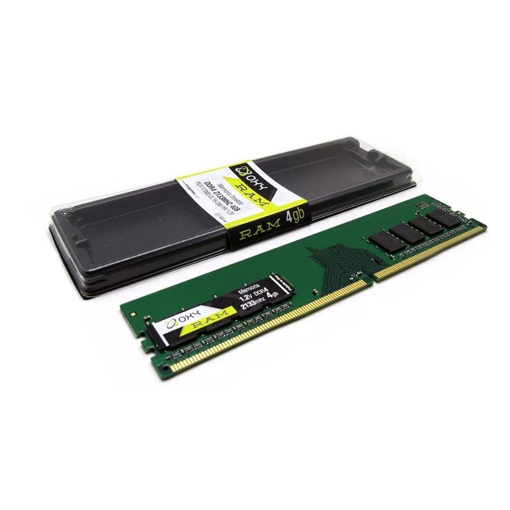 MEMORIA DESKTOP OXY 4GB DDR4 2133MHZ