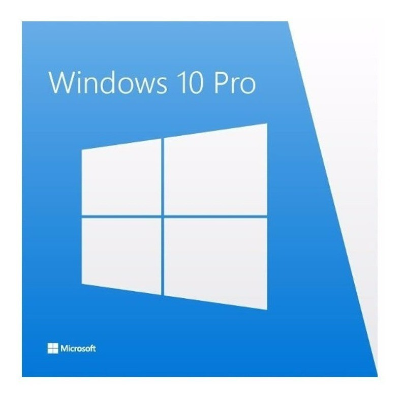 Microsoft Windows 10 Pro 64 Bits Português FQC-08932