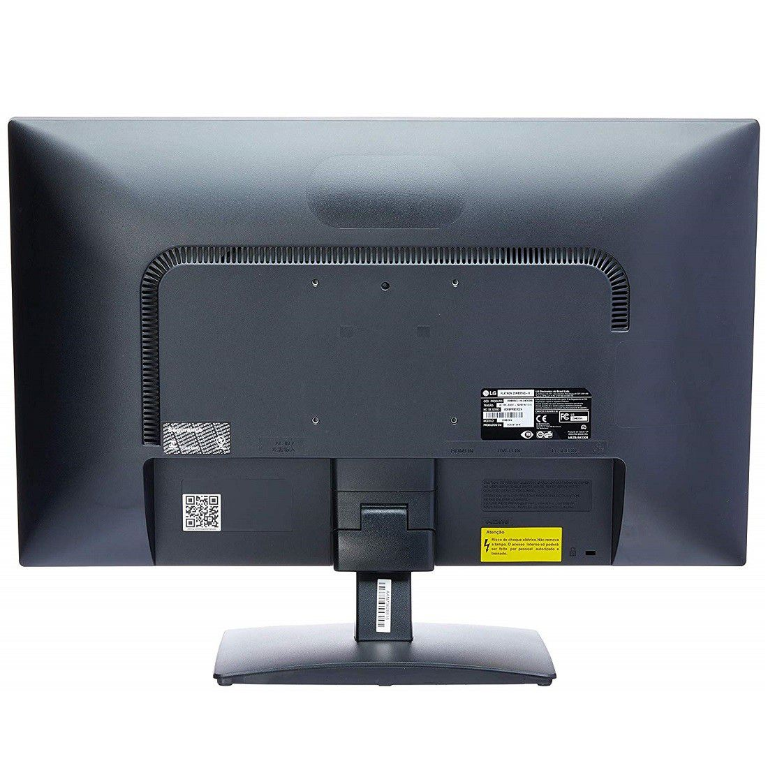 MONITOR LG 23MB35VQ-H LED IPS 23IN 1920X1080 PRETO D-SUB (RGB,DVI,HDMI) FULL HD PRETO