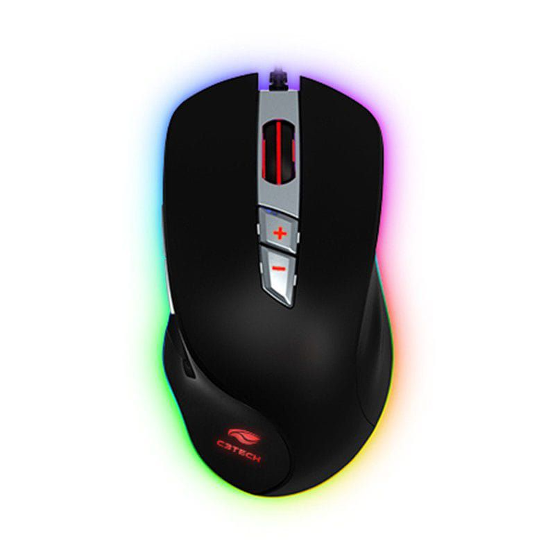 MOUSE GAMER C3TECH USB BELLIED MG-700BK