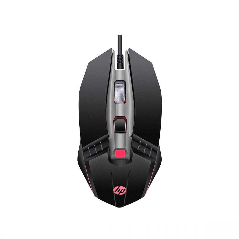 MOUSE GAMER HP M270 2400DPI LED PRETO