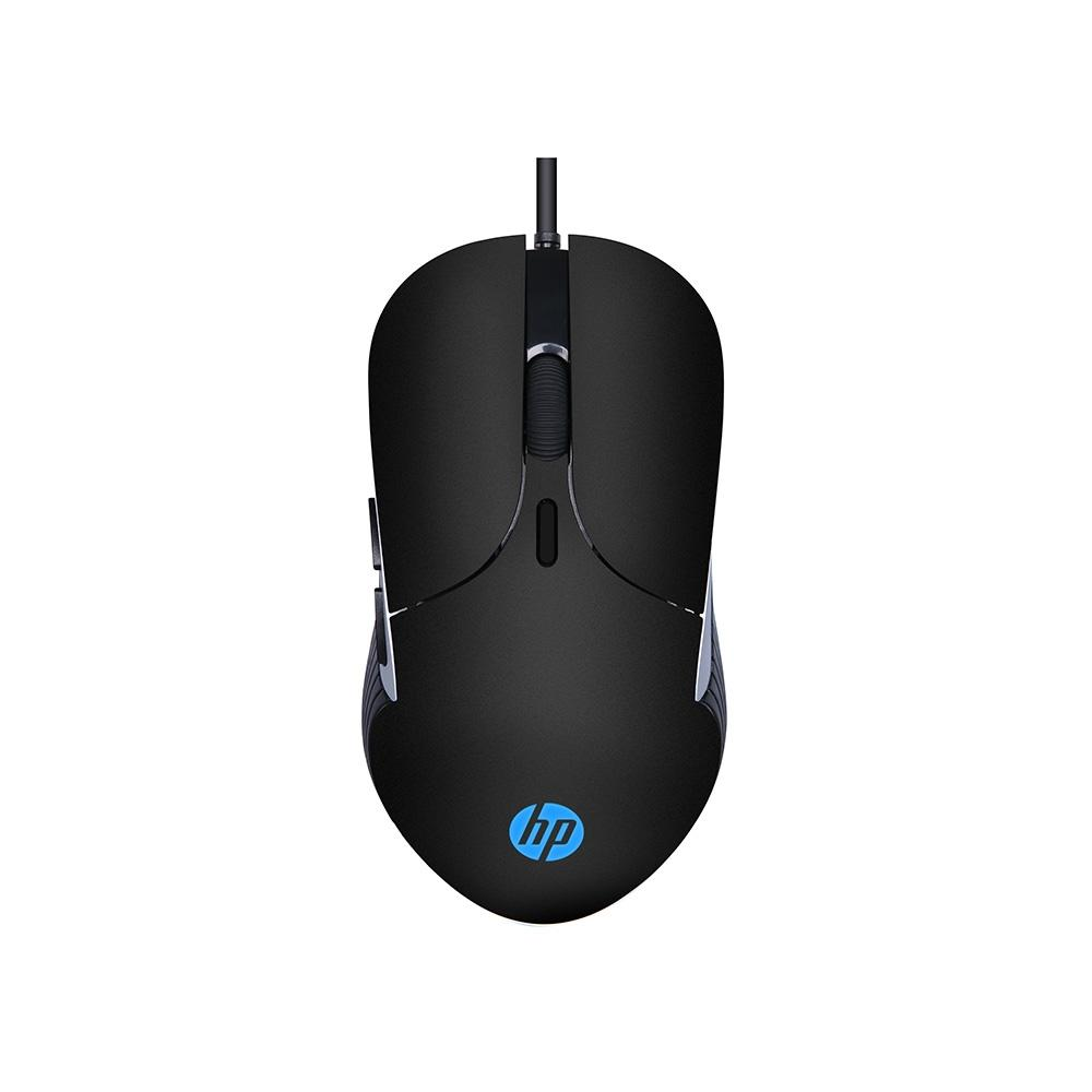 MOUSE GAMER HP M280 6400DPI RGB PRETO