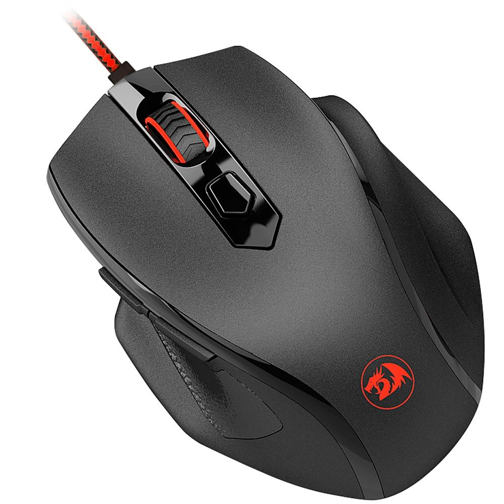 MOUSE GAMER REDRAGON TIGER 2 PRETO M7091