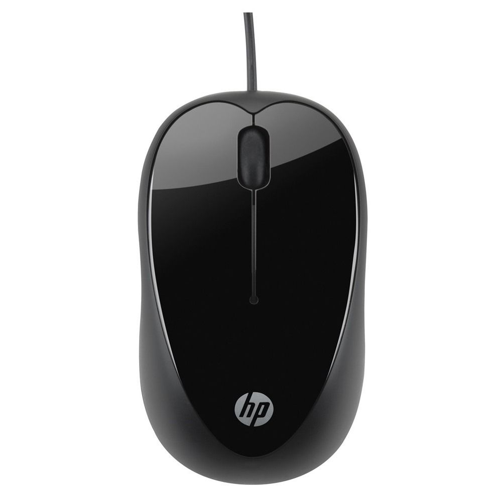 MOUSE HP USB X1000 PRETO