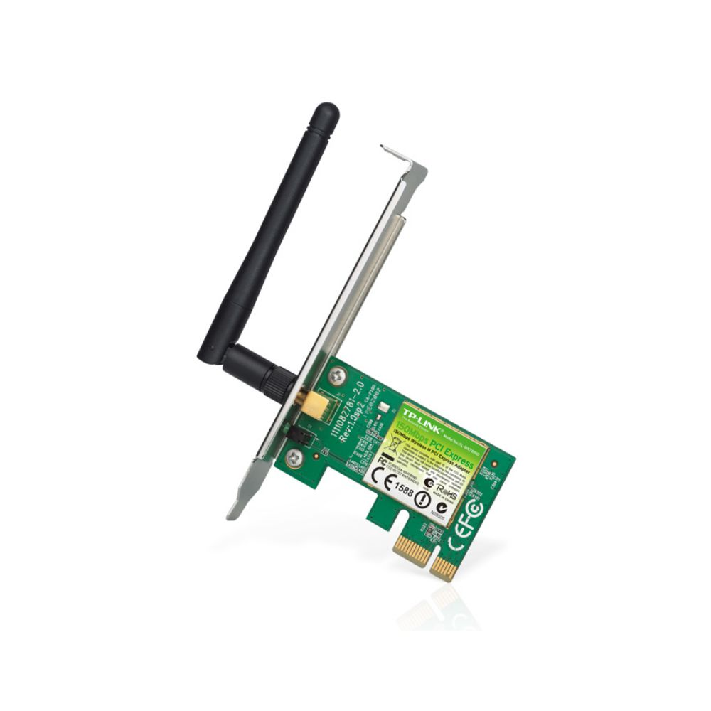 PLACA DE REDE TP-LINK TL-WN781ND PCI-EXPRESS 150M