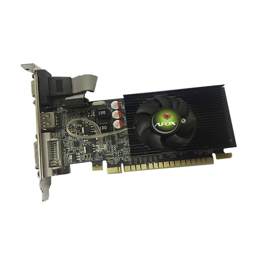 PLACA DE VIDEO AFOX NVIDIA GEFORCE GT210 1GB DDR3 - AF210-1024D3L8