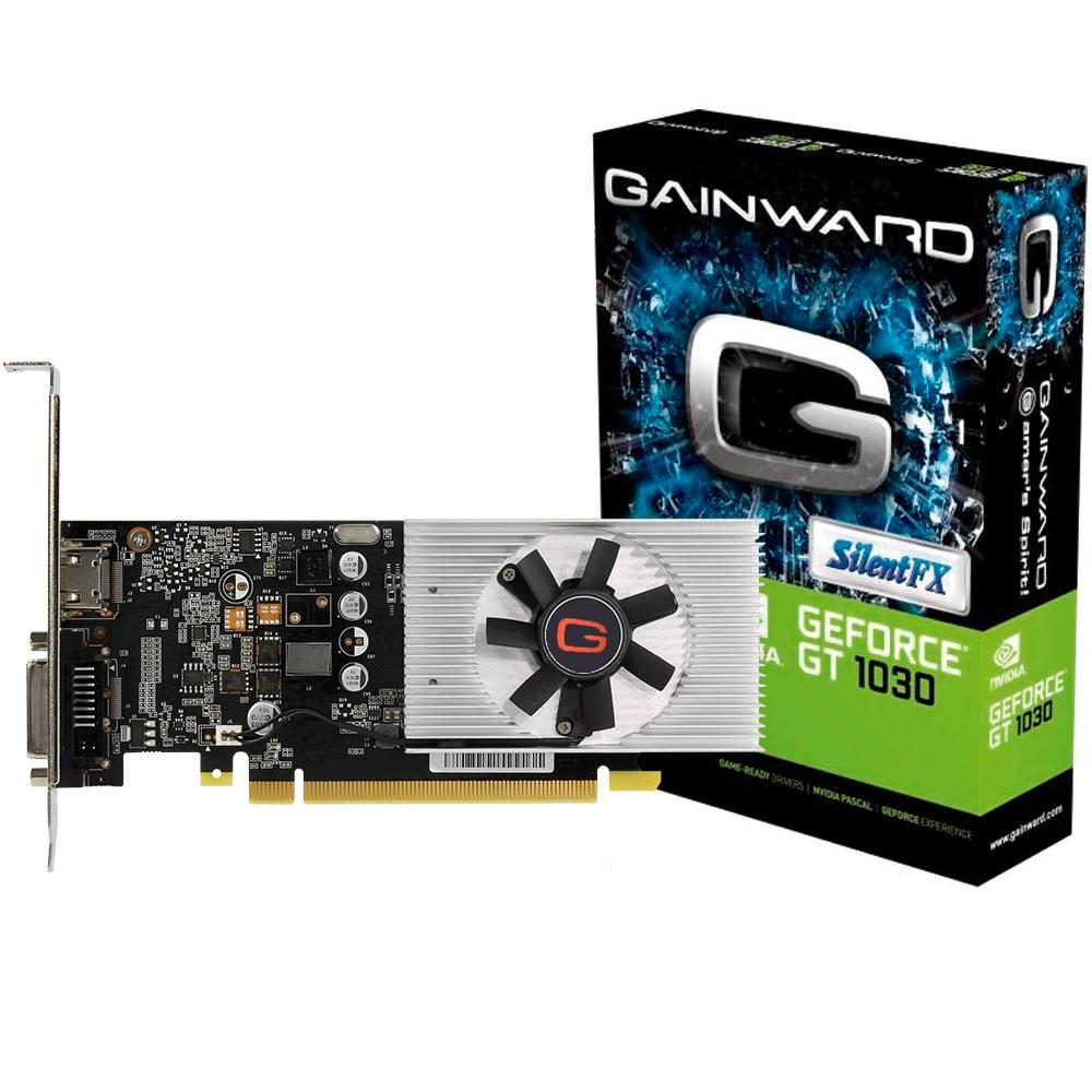 PLACA DE VIDEO GAINWARD GT1030 2GB DDR5 NE5103000646-1080F