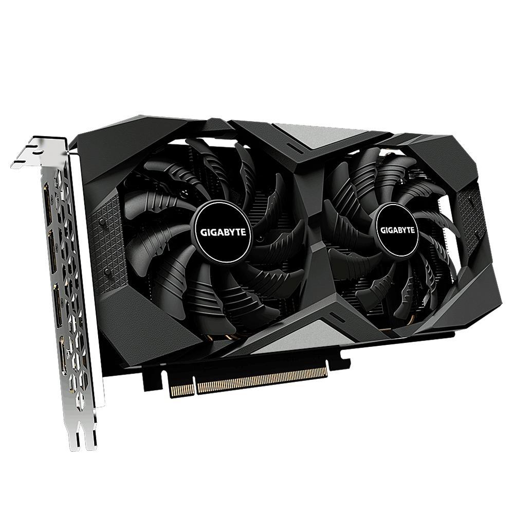 PLACA DE VIDEO GIGABYTE GPU AMD RX5500XT 8GB G6 GV-R55XTOC-8GD