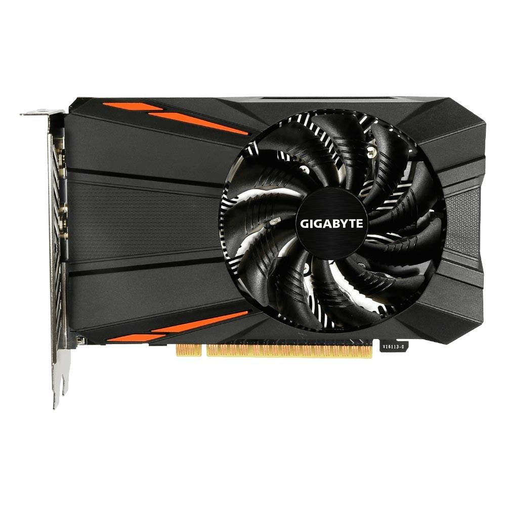 PLACA DE VIDEO GIGABYTE GTX 1050 2GB DDR5 - GV-N1050D5-2GB
