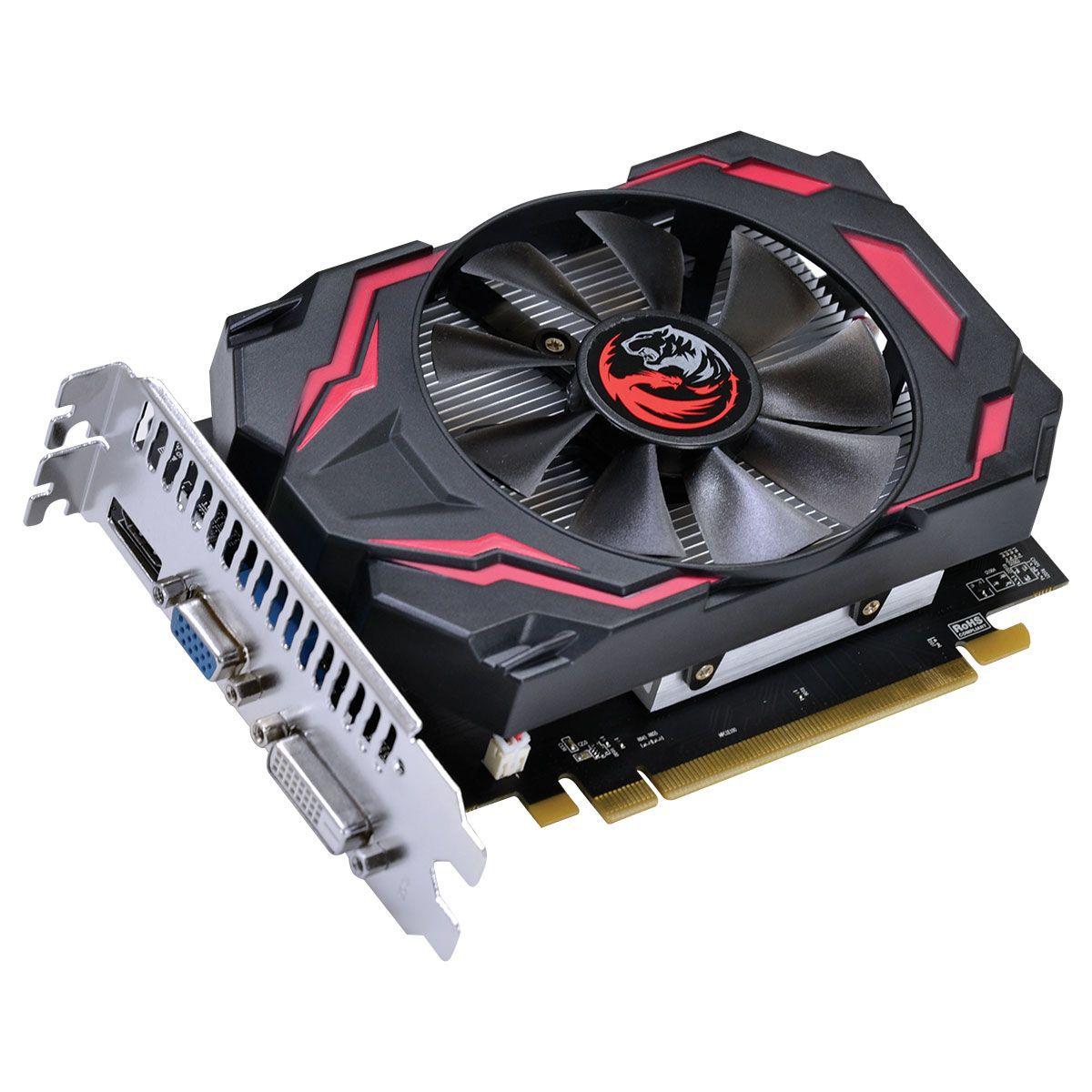 PLACA DE VIDEO PCYES R7 240 4GB DDR5 128 BITS PJ240R71284GD5