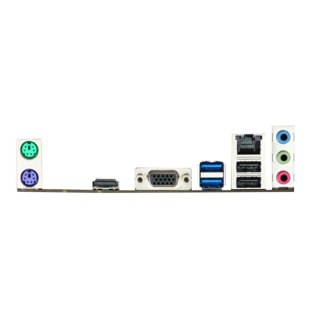 PLACA MAE 1151 BIOSTAR H110MH PRO DDR4 HDMI VGA