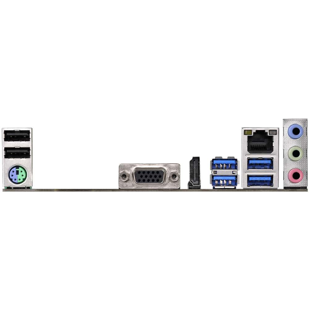 PLACA MAE ASROCK A320M-HD DDR4 AM4 90-MXB6P0-A0BAYZ