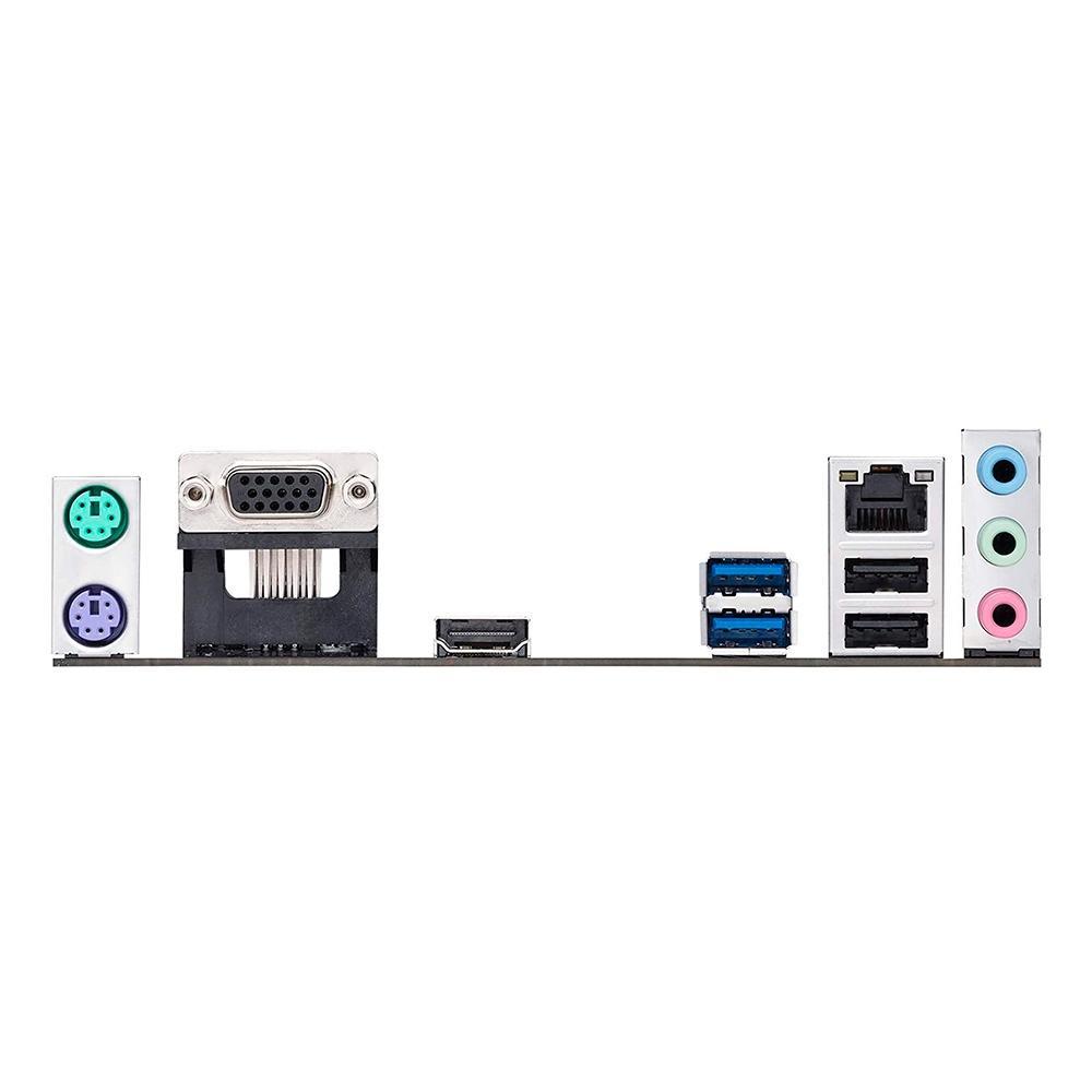 PLACA MAE ASUS PRIME 1200 H410ME (2X DDR4/ 1X VGA 1X HDMI/ 1X M.2 /4X SATA /4X USB/ 1X REDE/ 1X AUDIO) 10º