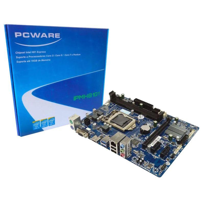 PLACA MAE PCWARE 1150 IPMH81G1