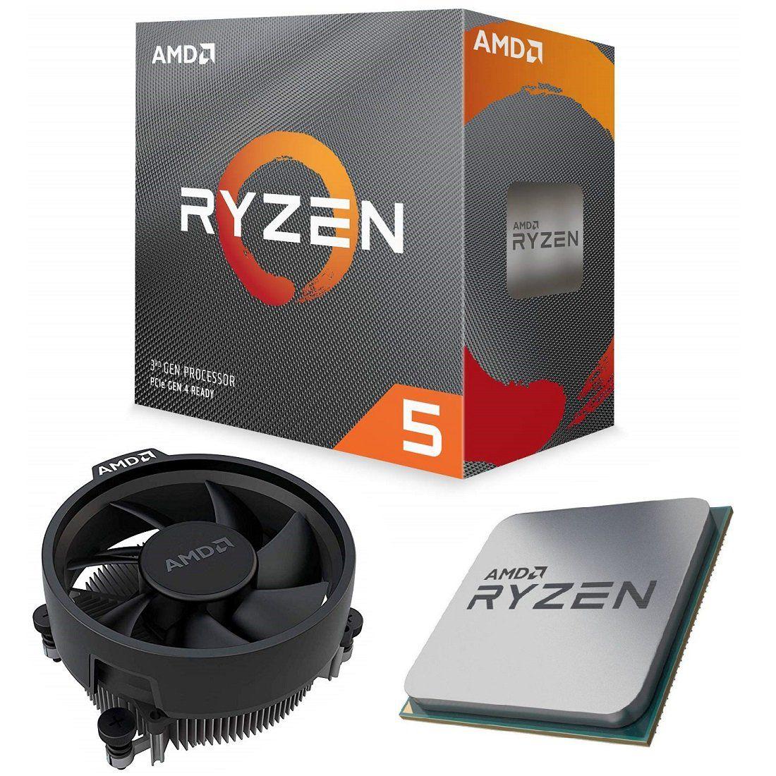 PROCESSADOR AMD RYZEN R5 3600 AM4 3.6 GHZ 36MB