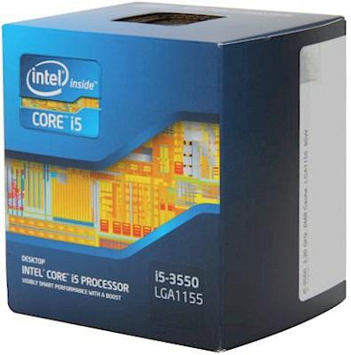 PROCESSADOR INTEL CORE I5-3550 1155 3.30 GHZ 6MB 4N S/COOLER