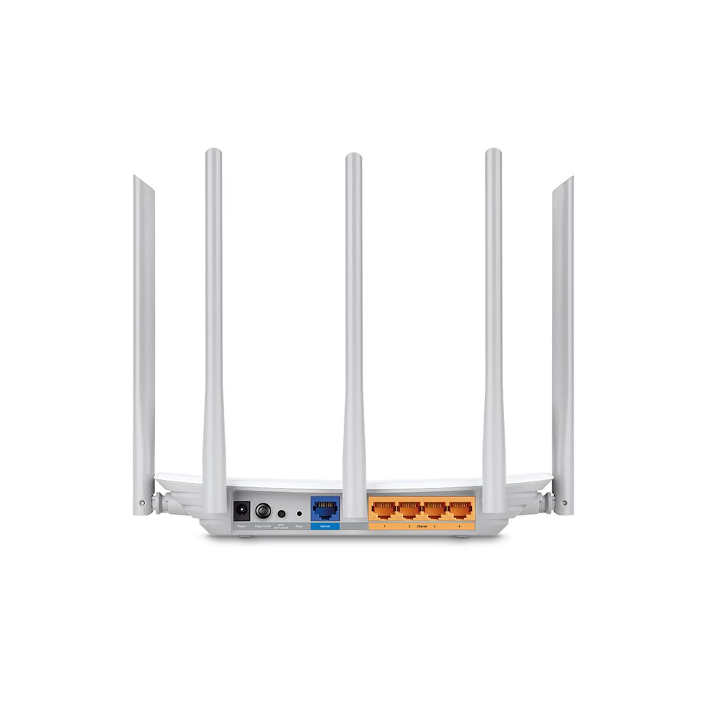ROTEADOR TP-LINK AC1350 C60 WIRELESS
