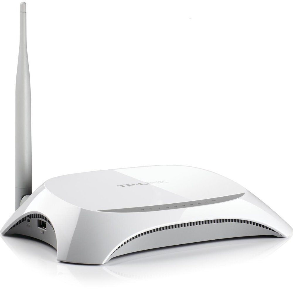 ROTEADOR TP-LINK TL-MR3220 WIRELESS 3G 150MBPS ANTENA REMOVIVEL 5DBI