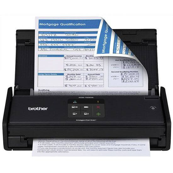 SCANNER BROTHER ADS1000W