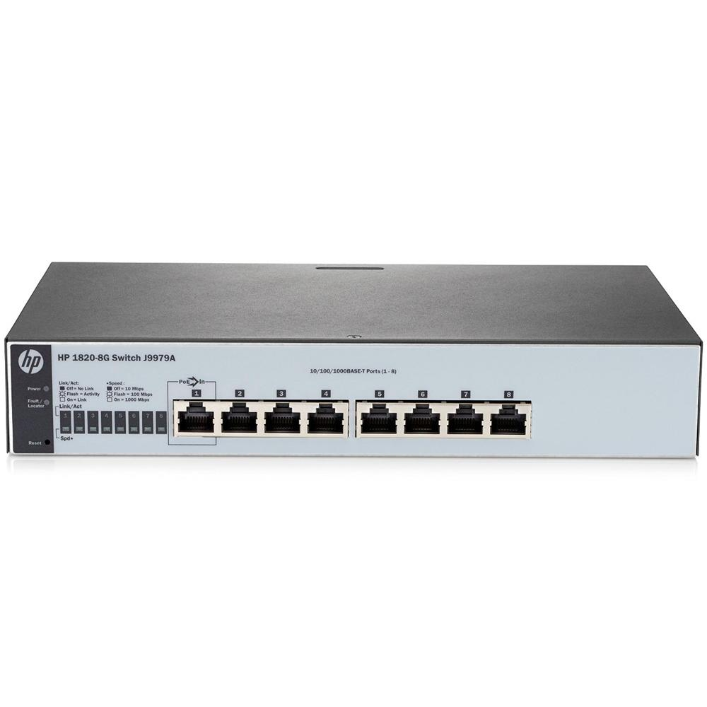 SWITCH HPE 1820 8G J9979A