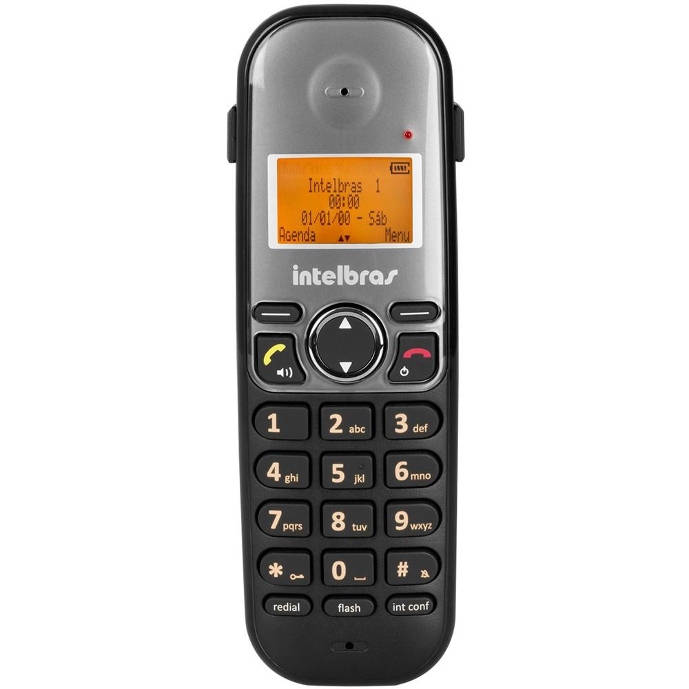 TELEFONE INTELBRAS SEM FIO TS5120