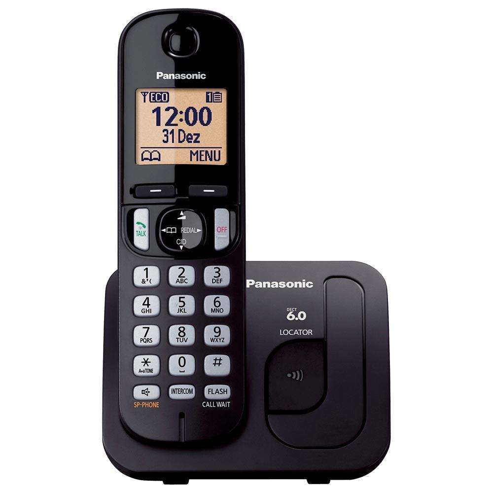 TELEFONE PANASONIC  S/ FIO KX-TGC210