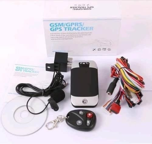 Rastreador GPS Tracker para Carro e Moto GPS-303G