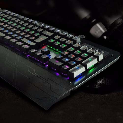 Teclado Gamer Mecânico Luminoso Switch Azul Mod 2600