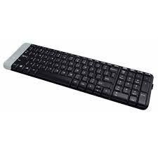 Teclado Sem Fio Mini Keyboard Usb Abnt2 K230 Logitech