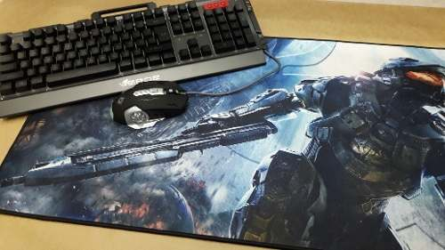 Mouse Pad Gamer Pro Gaming Alto Desempenho 32x42cm Knup