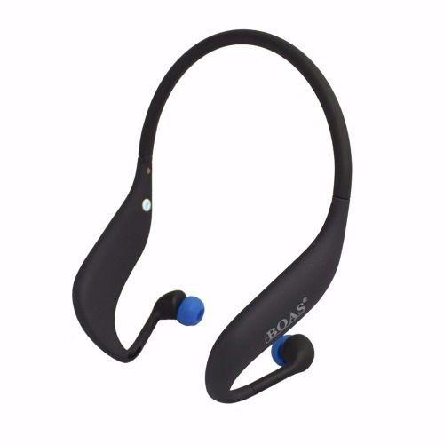 Fone De Ouvido Bluetooth Sem Fio Stereo Boas Lc-702s