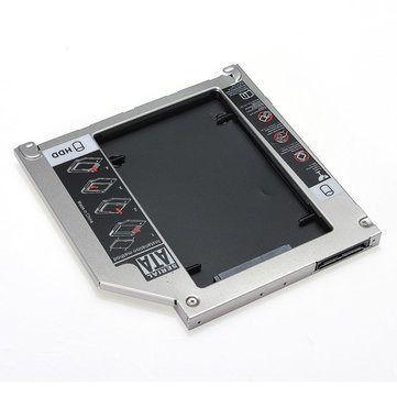 Adaptador Caddy para Segundo HD ou SSD 9,5mm Sata