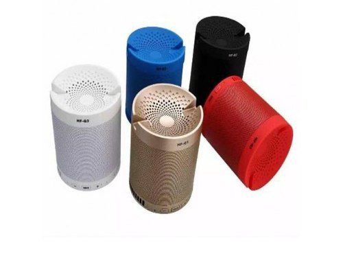Caixa Bluetooth Alto-falante Sem Fio Para Celular Hf-q3