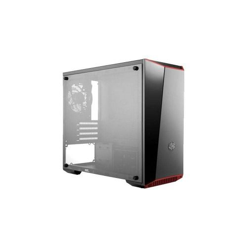 Gabinete Gamer Coolermaster Lite 3.1 Lateral Acrílico Preto