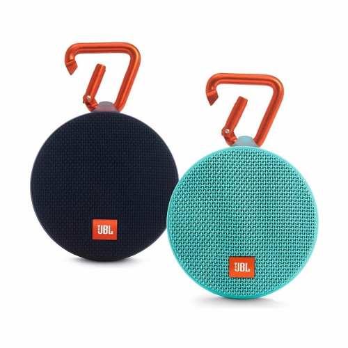 Caixa De Som Bluetooth A Prova D'agua Clip2 JBL