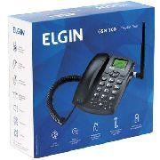 Telefone Fixo E Celular Gsm 100 Para 1 Sim Card Elgin