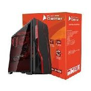 Gabinete Gamer Black Lateral Acrílico Bg-009 Bluecase